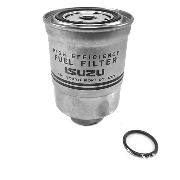 Fuel Filter; Element; High Efficiency ISUZU NRR NQR NPR NPR-HD Hvr Htr