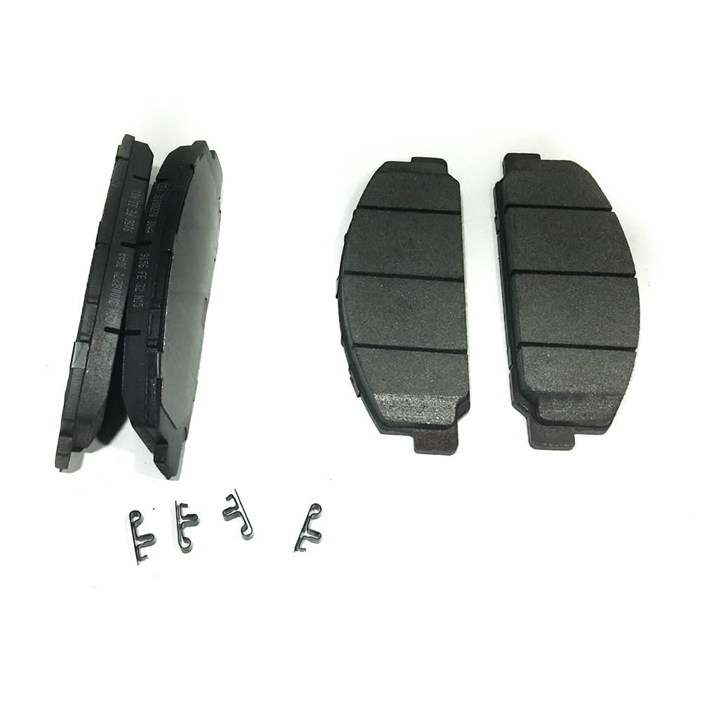 Brake Pad Kit Front NPR//NPR-HD 99// Ctek Metallic