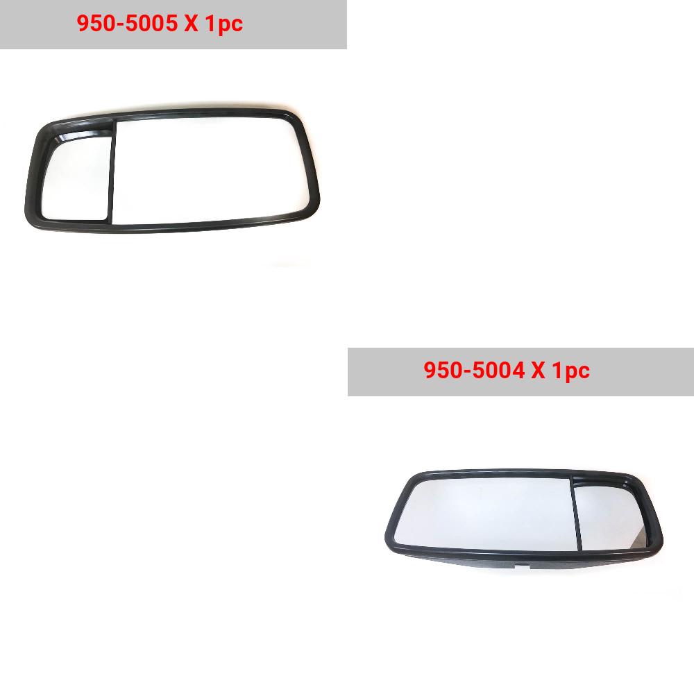 Door Mirror kit For Isuzu Passenger  driver 2008 - 2017 NPR NPR-HD NQR 5.2L 6.0L